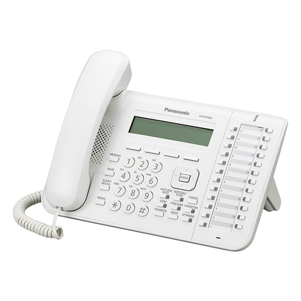telefony systemowe Panasonic